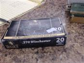MONARCH AMMO Ammunition .270 WIN